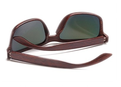 43ac7a8c4 Hnědé rudě zrcadlové sluneční brýle Holbrook Wood | Stylové sluneční ...